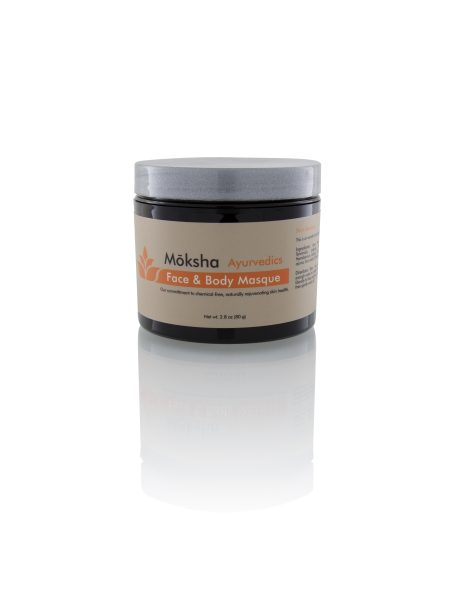 Moksha Organics Face And Body Masque